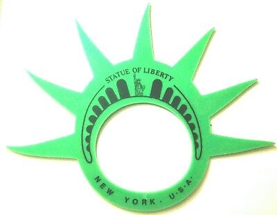 Statue of Liberty NYC Crown - New York City Souvenir  Hat Travel Gift