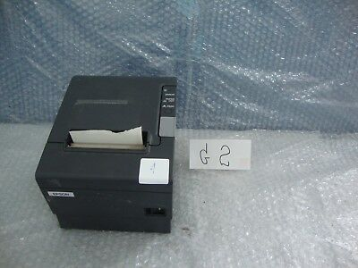 Epson M129H TM-T88IV POS Thermal Receipt Printer without   power supply and cabl