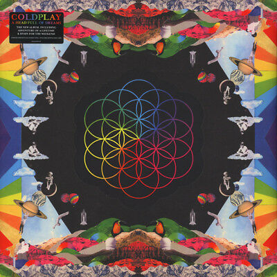 B WARE: Coldplay A Head Full Of Dreams  [Vinyl LP]