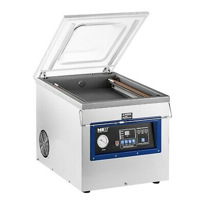 Vacuum Packaging Machine 900W Digital Use Hygienic Vacuum Sealer Food Preserver