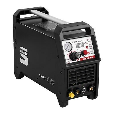 Combined Tig Mma Combi Welding Device Mobile 3 In 1 Plasma Cutter Multi Function