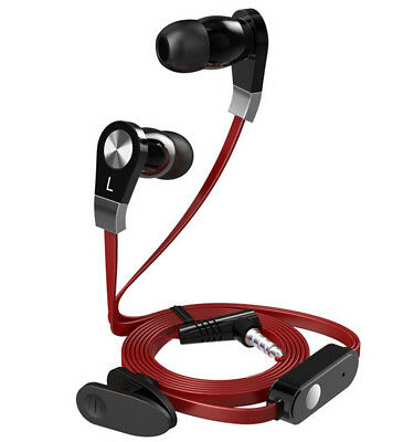 Sport Running Headphone Stereo In-Ear Earphone Bass Headset Earbuds With Mic D8L