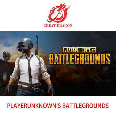 [Contact Before Purchase] Playerunknown's Battlegrounds PUBG [PC Global]