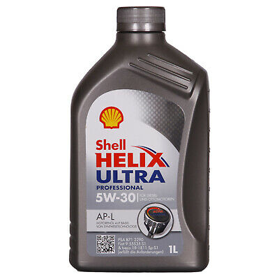 Shell Helix Ultra Professional AP-L 5W-30 1 Liter Dose