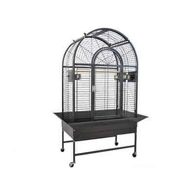 Cage New Jersey pour Perroquets - Montana - Anthracite