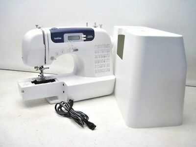 BROTHER CS40I 40 Stitch Computerized Sewing Machine AS IS Stunning Sewing Machine Brother Cs6000i
