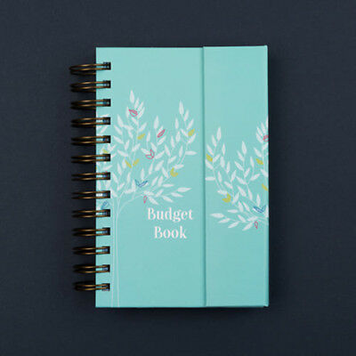 Boxclever Press (Organised Mum) Budget Book. Monthly bill accounts organiser.