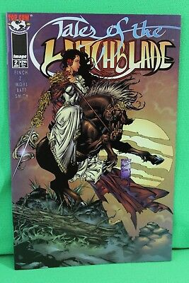 Tales of the Witchblade #2 Finch Cover Top Cow Image Comics Comic VF