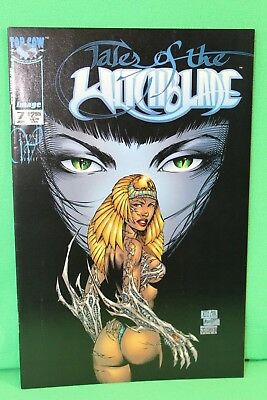 Tales of the Witchblade #7 Keu Cha Top Cow Image Comics Comic F/F+