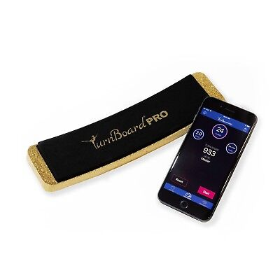 Gold TurnBoard PRO - Official TurnBoard that Connects to your iPhone!