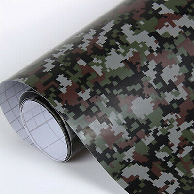 Skymex DIGITAL CAMOUFLAGE Vinyl Wrap Sheet Car Wrapping Air Bubble Free