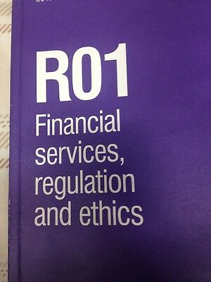 RO1 Mock exam papers x 3 Financial Markets, Regulaitons and Ethics
