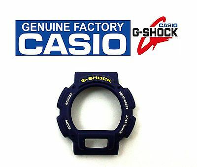 CASIO Original DW-9052-2V G-Shock Blue BEZEL