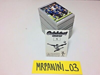 CALCIATORI 2008-09 2009 - PANINI - lotto-stock 500 Figurine-stickers DIVERSE