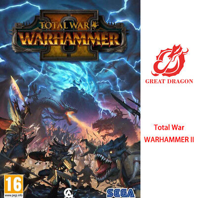 [Contact Before Purchase] Total War WARHAMMER II [PC Global]