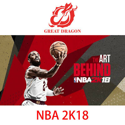 [Contact Before Purchase] NBA 2K18 [PC Global]