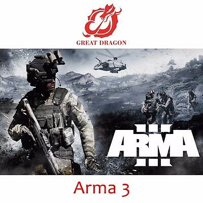 [CONTACT BEFORE PURCHASE] Arma 3 [PC Global]