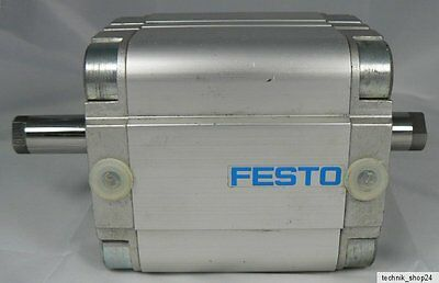 FESTO COMPACT CYLINDERS advu-63-50-p-a-s2 - 156017 V3E8 INCLUDING SHIPPING NEW