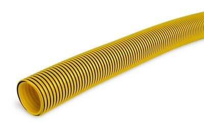 Suction Tube Antistatic, Inner Diameter 38 mm, 20 Meter, Vacuum-Cleaner Hose