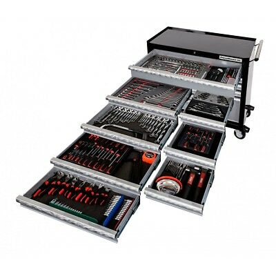 """GearWrench - 277pc tool kit with 42"""" trolley"""