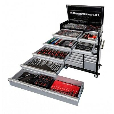 """GearWrench - 277pc tool kit with 42"""" chest  &  42"""" trolley"""
