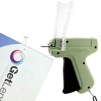2015 Clothes Garment Price Label Tagging Tag Gun Supporting Barbs + 5 Needles ED