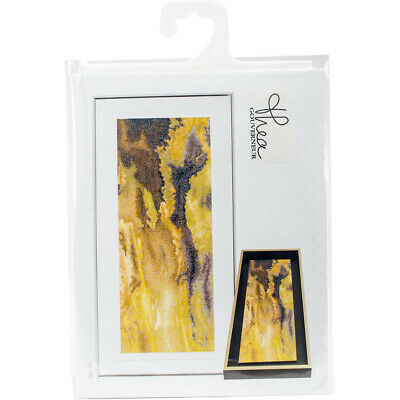 "Thea Gouverneur Sky Study II On Aida Counted Cross Stitch Kit-5.75""X13.75"" 18 Co"