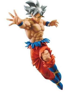 Dragon Ball Z The Super Ultra Instinct Goku PVC Action Figure Collectible Toy