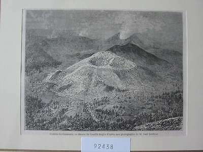 92438-Italien-Italia-Sicily-Sizilien-Sicilia-Frumento-T Holzstich-engraving