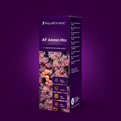 AF Amino Mix /Coral A . AQUAFOREST. Alimento para corales.10ml.
