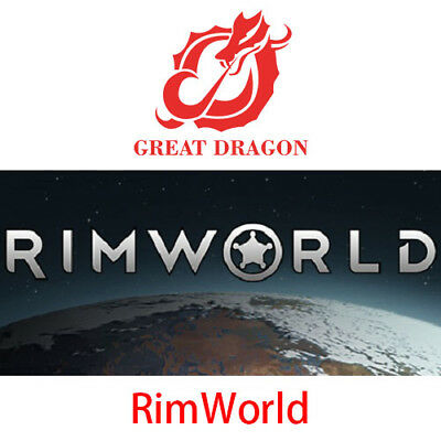 [Contact Before Purchase] RimWorld [PC Global]
