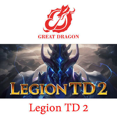 [Contact Before Purchase] Legion TD 2 [PC Global]