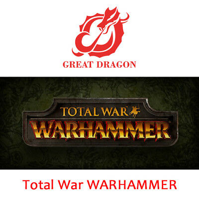 [Contact Before Purchase] Total War: WARHAMMER [PC Global]
