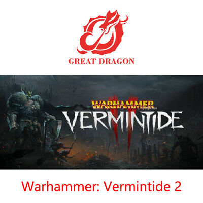 [Contact Before Purchase] Warhammer Vermintide 2 [PC Global]