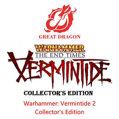 [Contact First] Warhammer Vermintide 2 - Collector's Edition [PC Global]