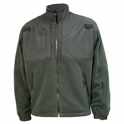 5.11 Tactical Series Mens Soft Shell Fleece EMS Green L / Large