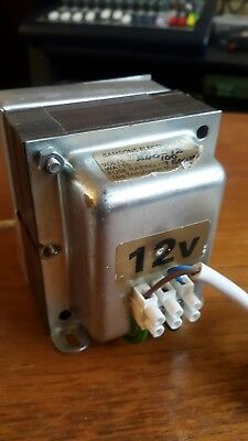 TRANSFORMER 240V IN 12volts ac output 100WATTS