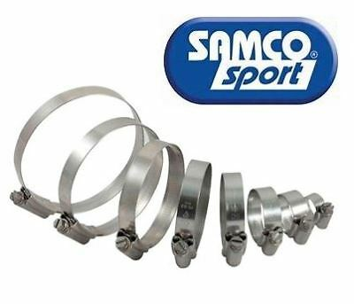 Kawasaki ZX10 R 2008-2010 Samco Stainless Steel Clip Kit