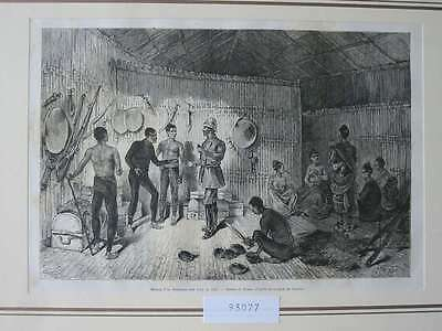 93077-Philippinen-Philippines-Pilipinas-Soulouan-T Holzstich-Wood engraving