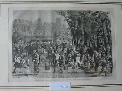92931-Asien-Asia-Japan-Nippon-Nihon-Yedo-T Holzstich-Wood engraving