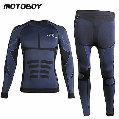 SFK Ultra Light Race power Motorcycle Base Layer Suit Underwear Breathable Bike