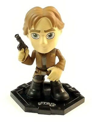 Mystery Minis Star Wars Story Han Solo, Han Solo 1/6
