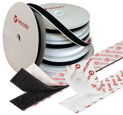 Velcro Brand PS14 self adhesive hook and loop sticky backed tape various lengths