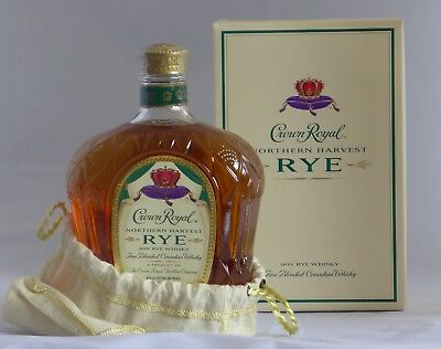Crown Royal Northern Harvest Rye Bourbon Whisky / Whiskey 0,75 l