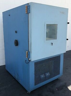 "Tenney Tr-40 Environmental Test Chamber Laboratory 40"" X 44"" X 40"" Chamber"