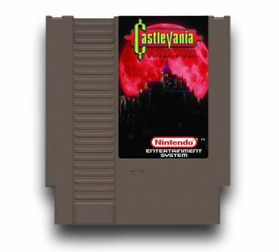 Castlevania: Blood Moon - Nintendo NES Game Cart Only
