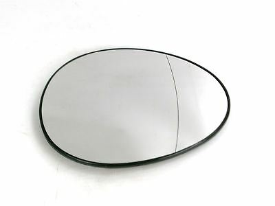 Aspherical Hatchback 06-14 Right Hand Heated Wing Mirror Glass Mini Mk.2 R56