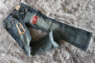 Brand New Authentic Amethyst Women's Jeans Flare Low-Rise Variation of Sizes