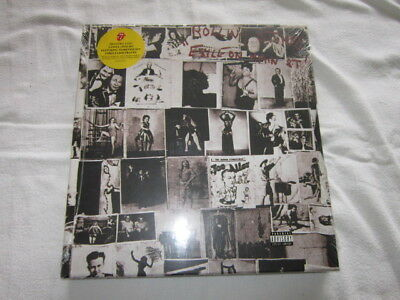 The Rolling Stones Exile on Main Street Edition Super Deluxe 2 CD/2LP/DVD New!