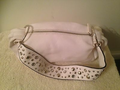 1ee5412cd38 WOMEN S WHITE ALDO handbag purse -  11.00